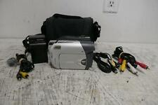 Canon Dc320 Dvd Camcorder with LowePro Edit 110 Case ~ Free Shipping