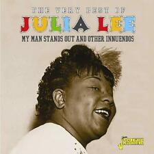 JULIA LEE - MY MAN STANDS OUT CD
