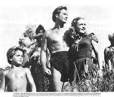 Lex Barker - Tarzan's Savage Fury (1952) - 8 1/2 X 11