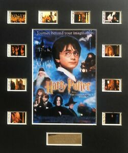 Harry Potter - Philosophers Stone - 35mm Film Display