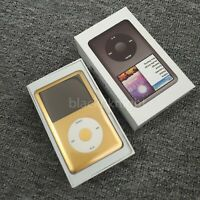 NEW Apple iPod classic 7th Generation 160GB  Gold(80GB-1TB)
