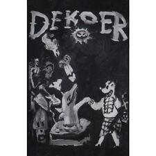 De Koer-Demos & live recordings 1981 (tape - 2016-ue-original)