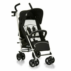 Hauck Speed Plus Compact Folding Pushchair Buggy Pram Midnight Tango +Raincover