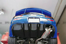 For Mazda RX7 FD3S FeedStyle FRP Rear Bumper Under Diffuser Spoiler Body Kits