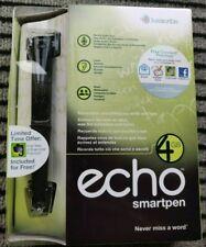 Livescribe Echo Smartpen 4gb - NEW AND SEALED
