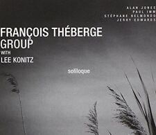 PAUL IMM/FRANCOIS THEBERGE/LEE KONITZ/ALAN JONES (DRUMS) - SOLILOQUE NEW CD