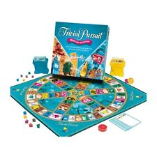 Trivial Pursuit Family Edition Board Game Hasbro 2006 Complete
