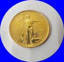 1989 1/10 oz Gold 5 Dollar Liberty Coin BU