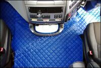 DAF XF EURO6 FLOOR SET LEATHERETTE BLUE [TRUCK PARTS & ACCESSORIES]
