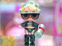 LOL Surprise Confetti Pop Series 3 Goo Goo Queen GooGoo Lady Gaga Rare Gold Ball