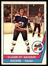 1977-78 O-Pee-Chee   Claude St. Sauveur #7