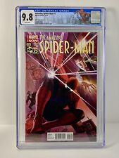 Amazing Spider-Man #1CGC 9.8 1st Cindy Moon 1:75 Alex Ross variant Marvel 2014