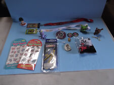 """Junk Drawer Lot Toy's Stickers and other Miscellanous Items """"As Is"""""""