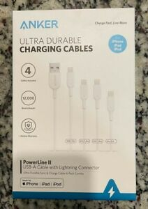 Anker Powerline II USB-A CABLE WITH LIGHTNING CONNECTOR