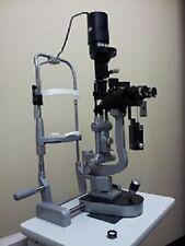 Slit Lamp 2 Step haag streit type Ophthalmology & Optometry