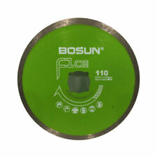 """110mm 4"""" Diamond Cutting Disc for Ceramic, Hardness Tiles & Marble"""