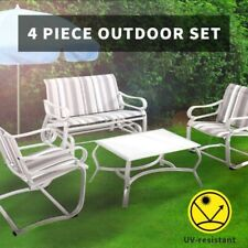 Outdoor Furniture Garden Patio Table Dining Chair Swing Chairs Sofa Set Lounge