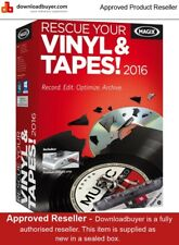 Magix Rescue your Vinyl & Tapes 2016 - UK/US Version - for Windows