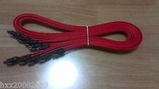 10PCSx LIAN FENG SATA CABLE  E209329 30V 80C FT1 FT2 AWM 21149 Lengh 95cm