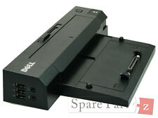 Original DELL E-Port Plus Dockingstation Advanced Precision Notebooks PR02X