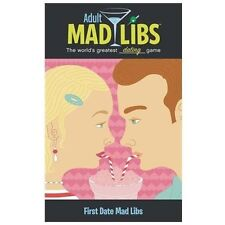 First Date Mad Libs (Adult Mad Libs) by Matheis, Mickie
