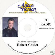 Robert Goulet Radio Interview 8 segments 45 minute   CD