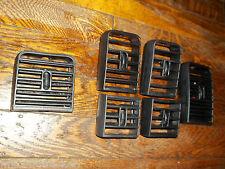 01 02 03 04 DODGE DURANGO DAKOTA  heater vent set dash A/C 4X4 4X2 vents v6 v8