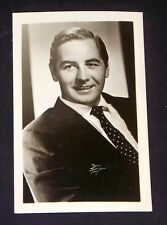 Don Taylor 1940's 1950's Actor's Penny Arcade Photo Card