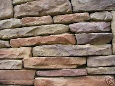 32 LEDGESTONE STACKSTONE CONCRETE MOLDS TO MAKE 1000s OF WALL VENEER FOR PENNIES