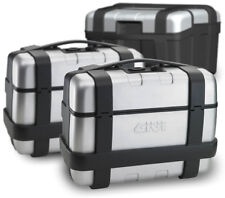 GIVI TREKKER XT1200Z  panniers 3 X CASES (2 x 33L & 1 x 46L) TREKKER ALU CASES