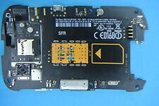 Réparation LECTEUR SIM 9900 Blackberry / micro soudure repair micro SIM