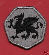 ACU PATCH 108th DIVISION