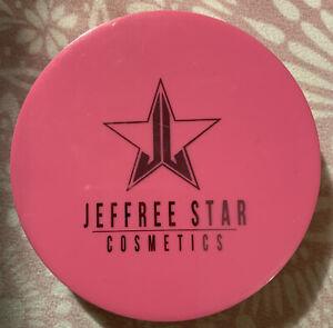 Jeffree Star Cosmetics Skin Frost Deep Freeze Highlighter Shimmer Blue Silver
