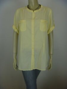 SUSSAN Short Sleeve Cotton Shirt sz 12 - BUY Any 5 Items = Free Post
