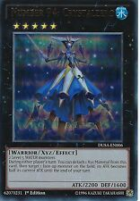 YU-GI-OH CARD: NUMBER 94: CRYSTALZERO - ULTRA RARE - DUSA-EN006 - 1ST EDITION