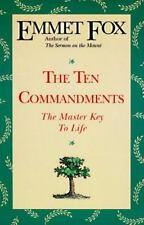 The Ten Commandments by Fox, Emmet