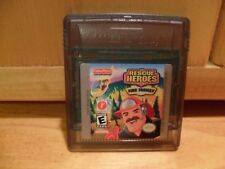 Fisher-Price Rescue Heroes Fire Frenzy Nintendo Game Boy Color, 2000 GBA SP