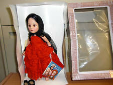 "Effanbee 11"" Spain International Doll 1984 ~ NIB"