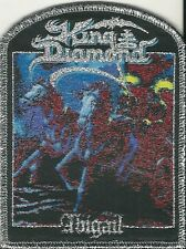 KING DIAMOND-ABIGAIL-WOVEN PATCH-IMPORT