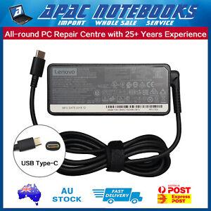 Genuine 65W USB Type-C Power Adapter Charger ADLX65YLC3A ADLX65YAC3A 01FR026 028