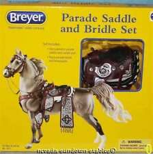 Breyer Model Horse Accessories Parade Saddle and Bridle