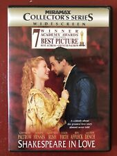 New ListingShakespeare in Love (Dvd, 1999, Collectors Series)