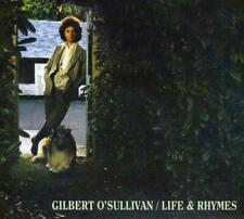 Gilbert O'Sullivan - Life And Rhymes (NEW CD)