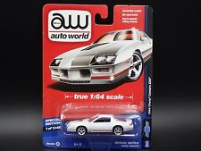 1984 CHEVY CAMARO Z28 2017 AUTO WORLD HOBBY EXCLUSIVE VERSION A 1 OF 1248