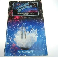 Cosmic Crytstals by R. A. Bonewitz Paperback 1983 Used Book