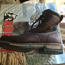 Men's Rocky Boots  #5693  Iron Clad size 8w