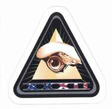 NROL-32 ORION MISSION PATCH STICKER ~ American Recon Spy Satellite NSA NEW