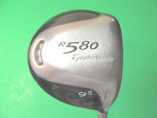 Taylor Made R580 9.5 Degree Driver. MAS2 60 Regular Flex Graphite.