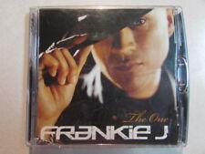 FRANKIE J THE ONE 2005 DUALDISC CD/DVD 4 BONUS TRACKS CN 94609 FUNK SOUL R&B OOP