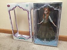 "Disney Limited Edition of 5000 Frozen Summer Anna 17"" Doll 2015"